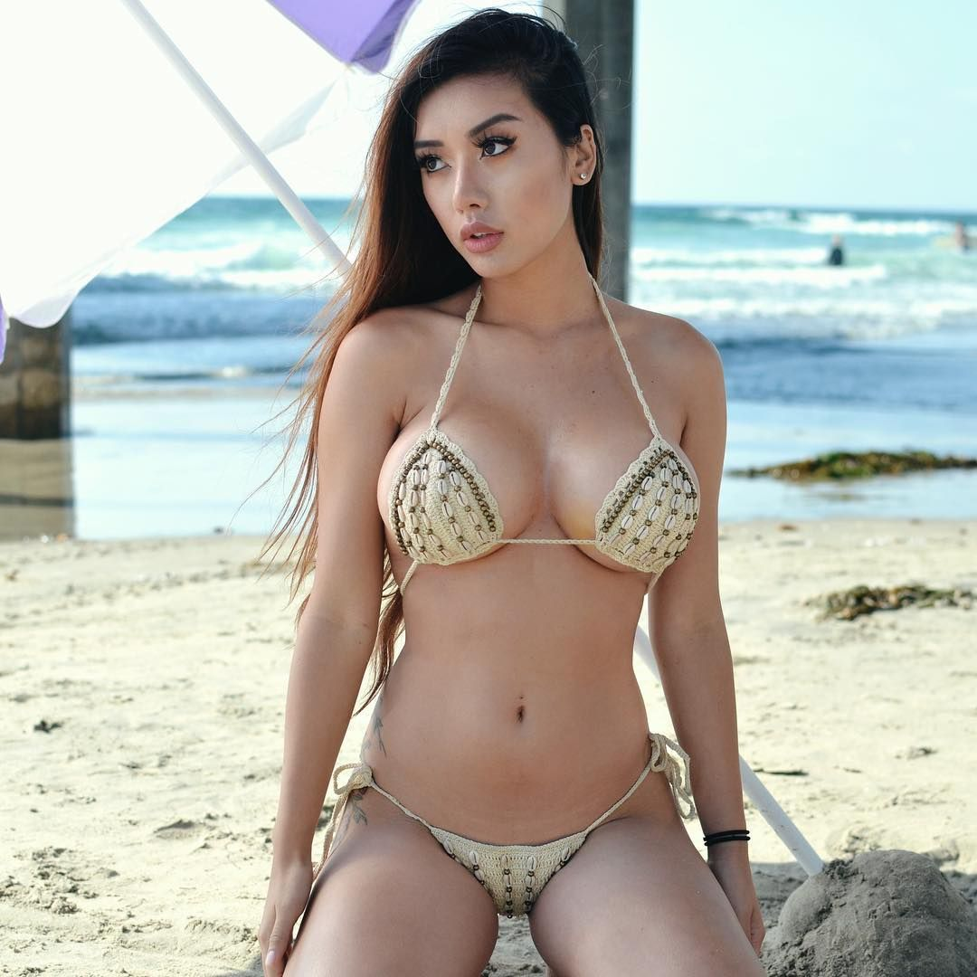 [Asian Amateurs] Lovelynnc at the beach