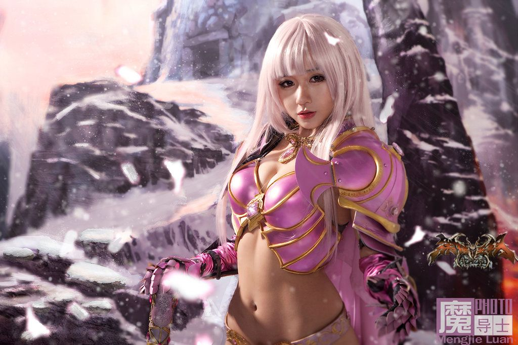 [Sexy Cosplay] WoW Cosplay Album