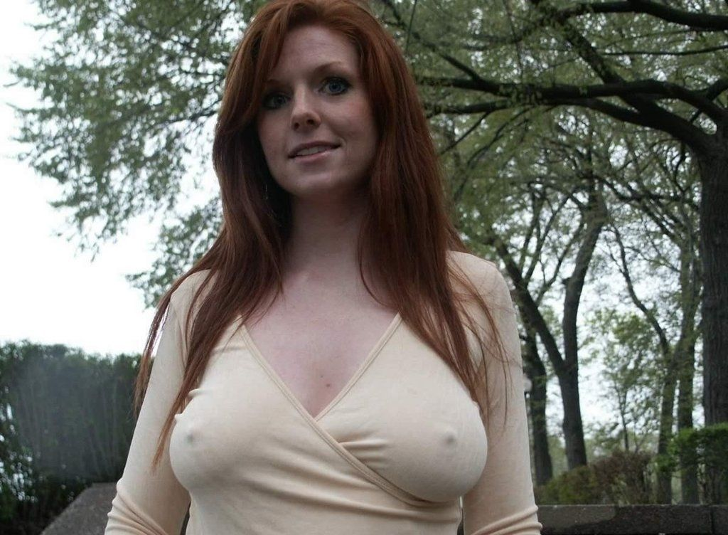 [Amateur MILF] The edge of the forest