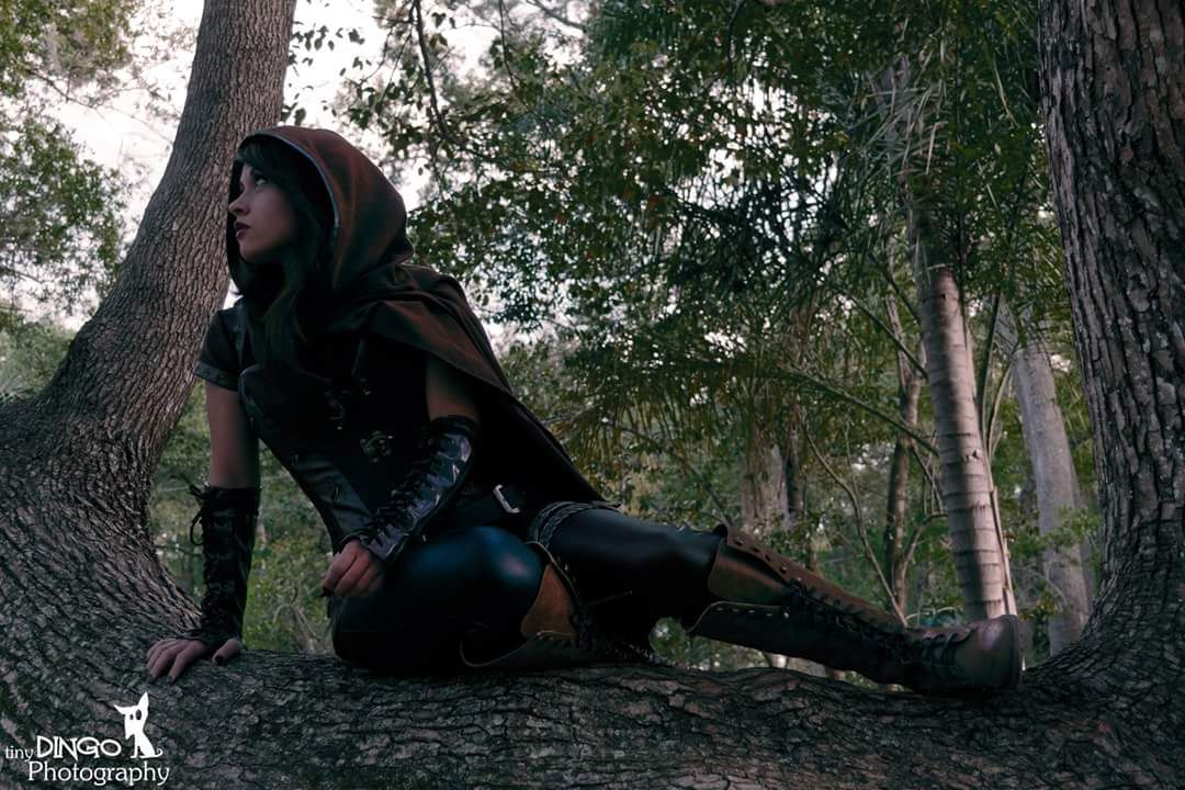 [Sexy Cosplay] [self] OC Rogue Cosplay