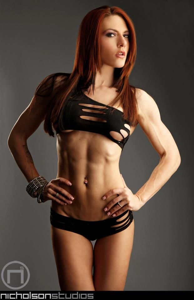[Athletic Babes] Fit redheads are my kryptonite