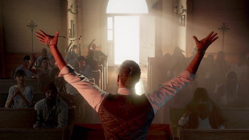 Far Cry 5 Is A Game About Resisting An American Militia, Will Be Out In February - Kotaku