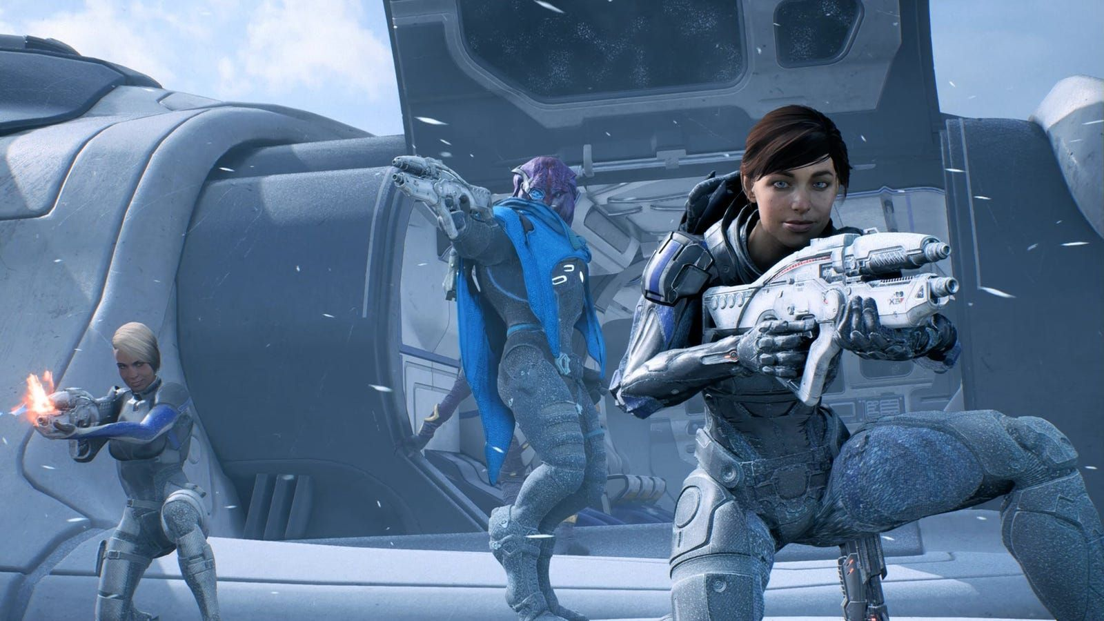 Sources: BioWare Montreal Scaled Down, Mass Effect Put On Ice For Now - Kotaku