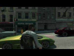 Grand Theft Auto 4 - Sex and the City Part 1 Music - U2, City of