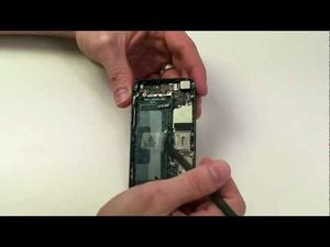 IPhone 4S Teardown / Take Apart & Screen Replacement Directions By