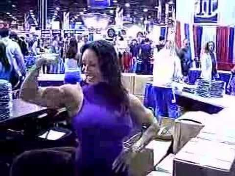 Denise Masino 52 Female Bodybuilder