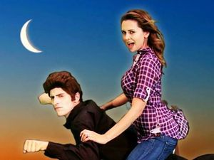 Twilight Before Breaking Dawn - MUSIC VIDEO SPOOF - MsTaken com