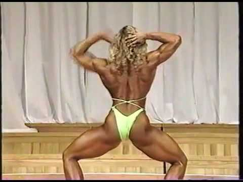 Denise Masino 32 Female Bodybuilder