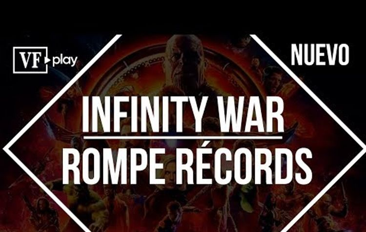 LOGO, VF PLAY   infinity war