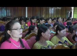 Đại hội Hội LHPN huyện Thạch Hà nhiệm kỳ 20162021