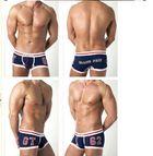 Sexy man's underwear men's boxer