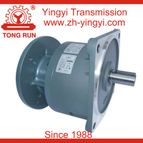 YVM Flange Mount Vertical Helical Gear Reducers, View Helical Gear