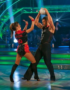 Gavin Henson and Katya Virshilas - Strictly Come Dancing 2010: Sat