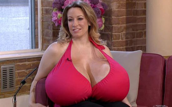 Beverly Hills Great Big Tits 5