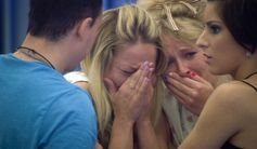 cries after seeing her sister  Big Brother 2012: Day 22  Digital Spy