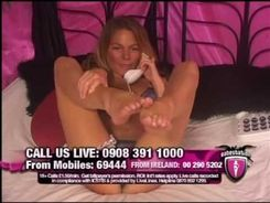 Babe TV — Dynamic Babeshow Duos: Babestation's Geri and