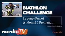 Challenge : la comp�tition d�bute dans le Jura (Nordic TV)  YouTube