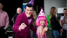 Lazy Town 3 season (few photos)