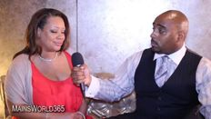 Patrice Lovely talks about working with Tyler Perry on Love Thy