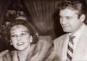 toni mannix in 1951 george met toni mannix wife of