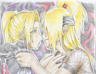 this is the best couple ever ino xxx deidara