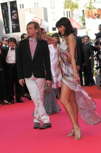 Yasmine Lafitte Red Carpet Frontiegravere De L'aube Graphics Code