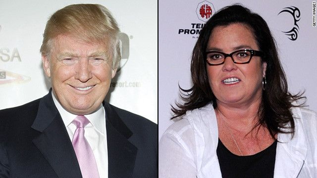 Rosie O'Donnell open to play Steve Bannon on 'SNL'