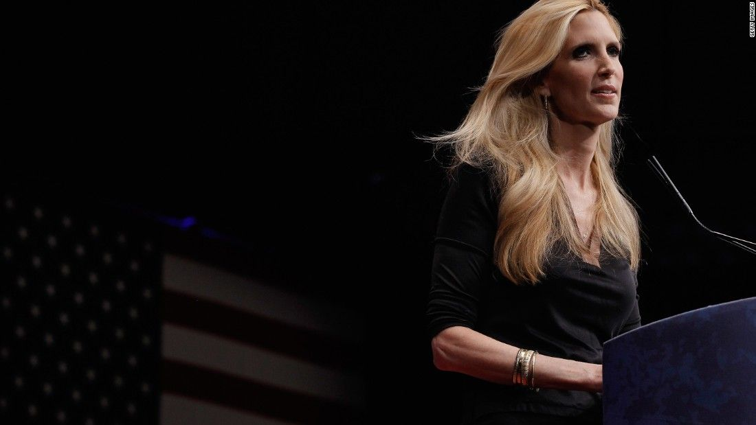 UC Berkeley Republicans sue school over Ann Coulter talk - CNN