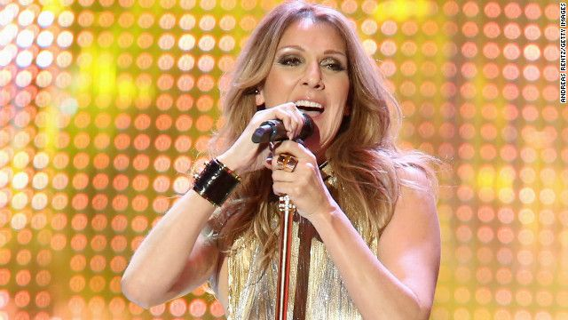 Celine Dion joining 'The Voice' as a mentor