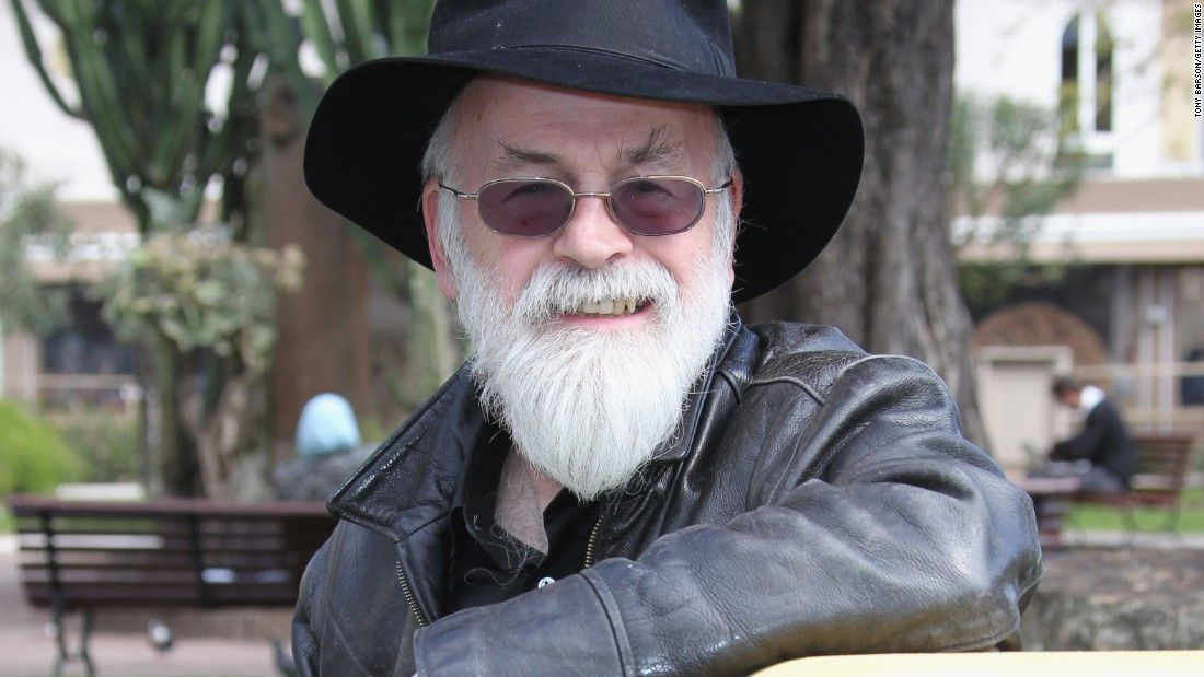 Terry Pratchett's unfinished novels crushed by a steamroller
