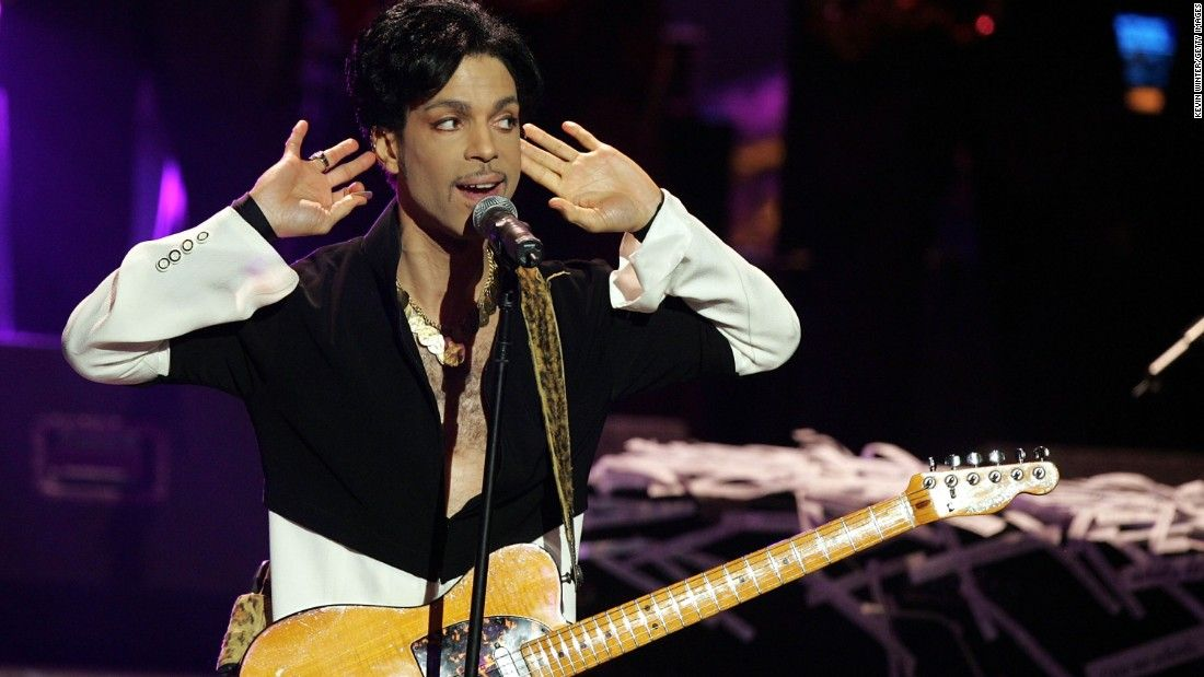 Prince mourned one year after his death