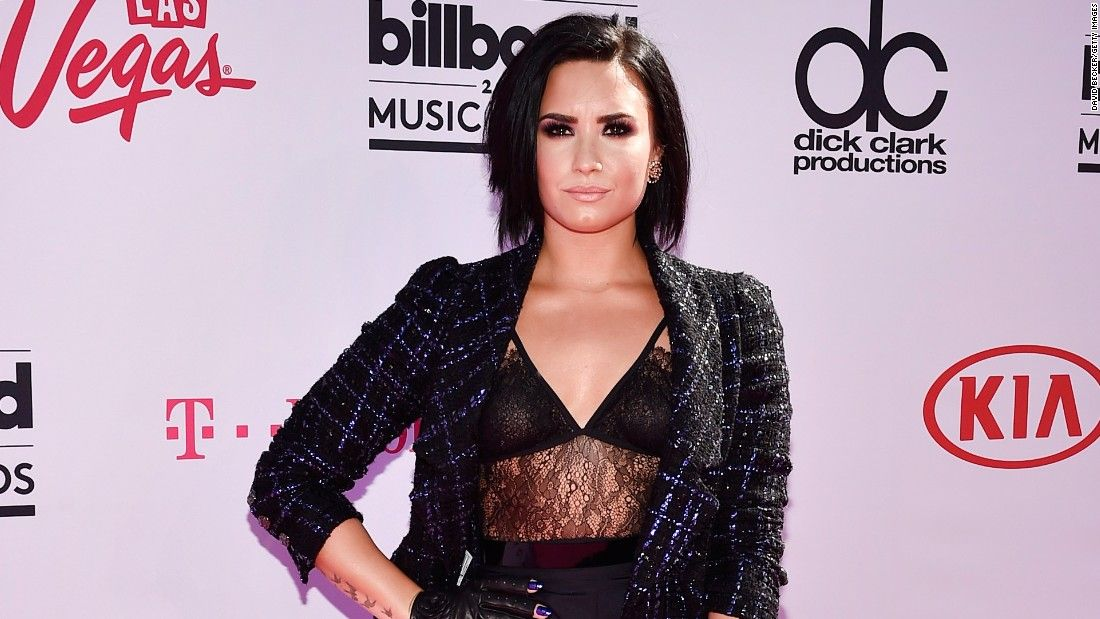 Demi Lovato is not revealing her sexuality