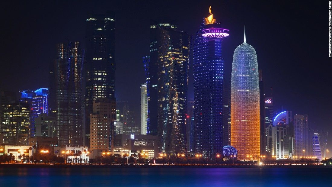 Qatar must stop changing the subject -- and start changing its behavior