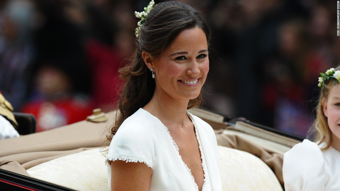 Pippa Middleton's wedding is shaping up to be Britain's wedding of the year