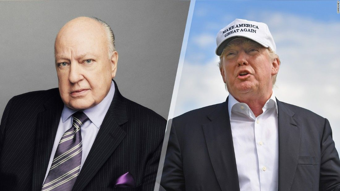 How Roger Ailes helped create Donald Trump