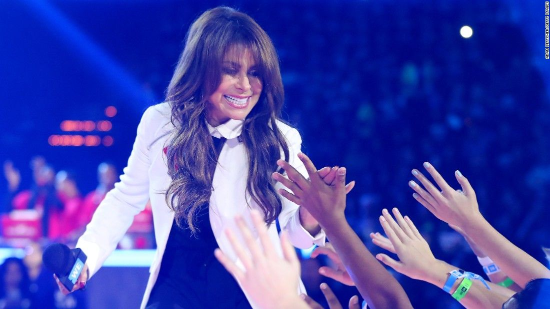 Straight Up: Paula Abdul and NKOTB going on tour