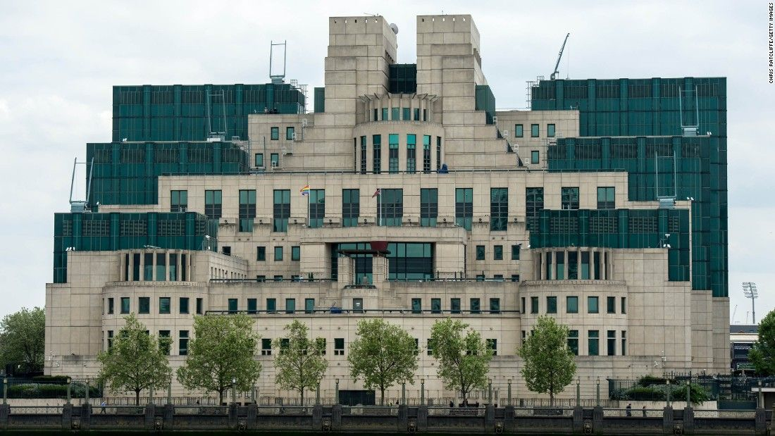 Head of MI6 reveals real-life Q is a woman