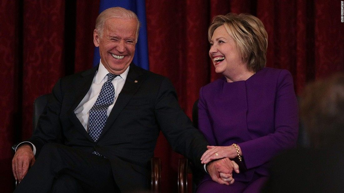 Joe Biden never thought Hillary Clinton was a very good candidate