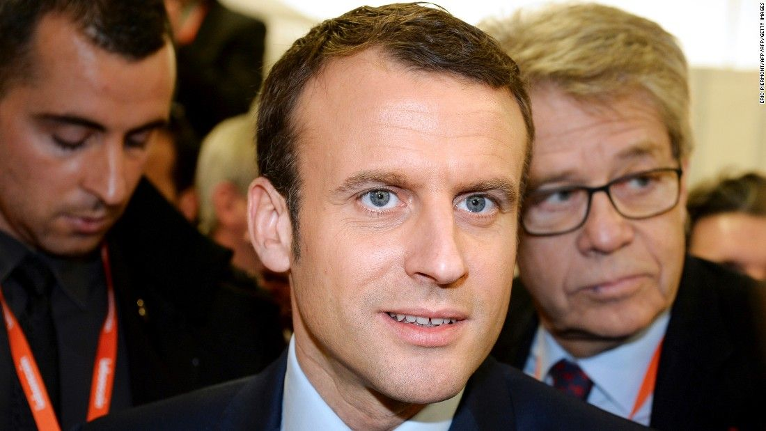 Emmanuel Macron: The next surprise president?