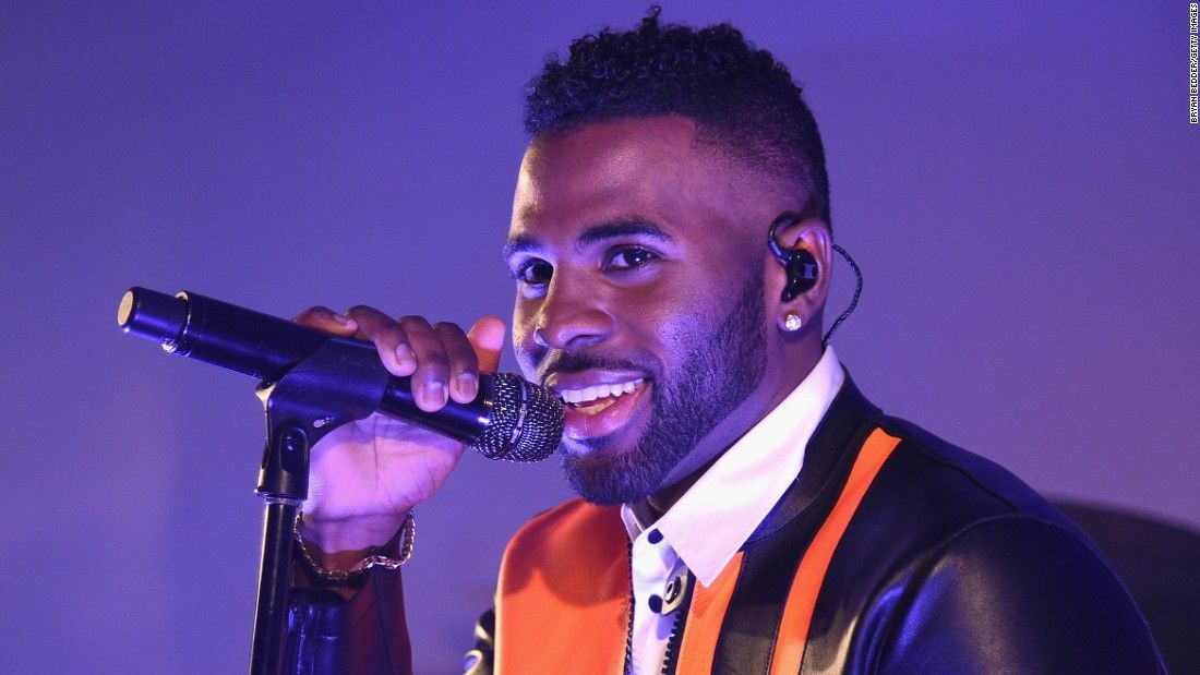 Jason Derulo alleges racial discrimination by airline - CNN