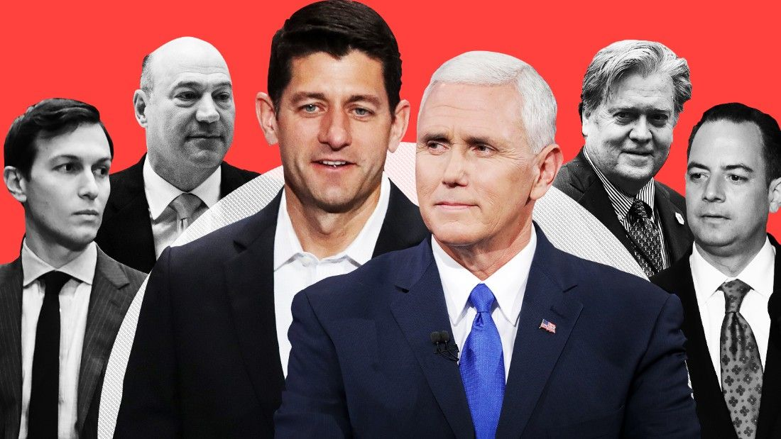 How Paul Ryan is getting Trump's team ready for battles in Congress - CNN