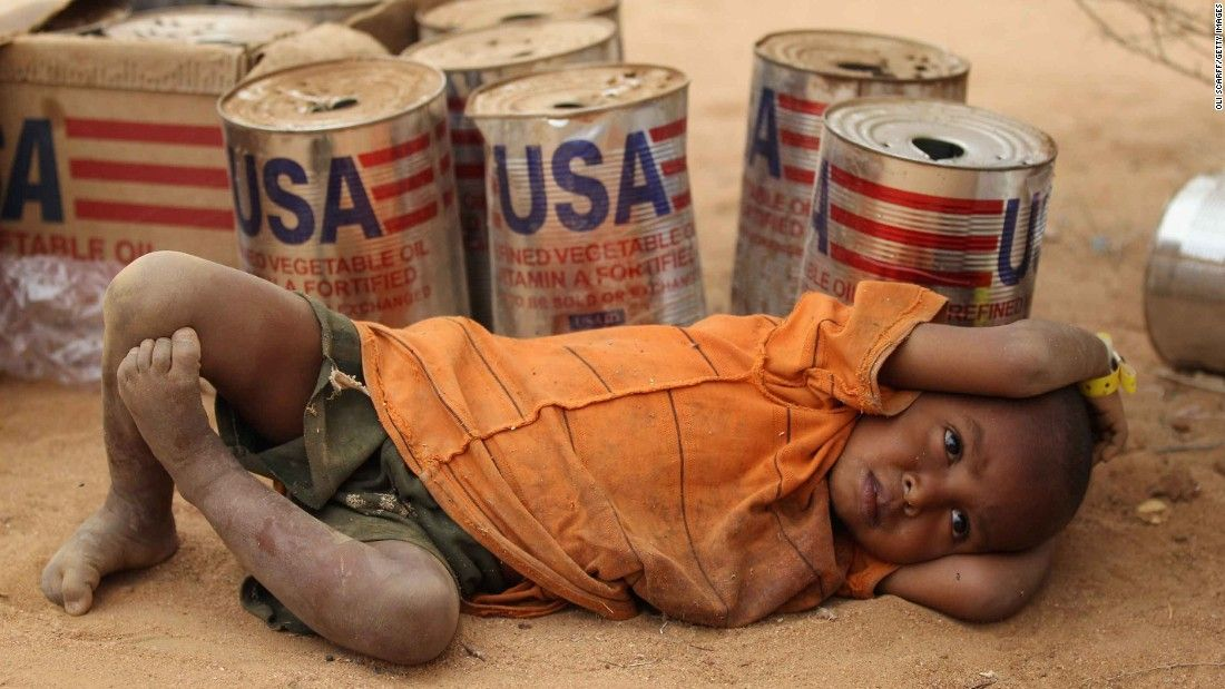 What's the real value of US foreign aid?