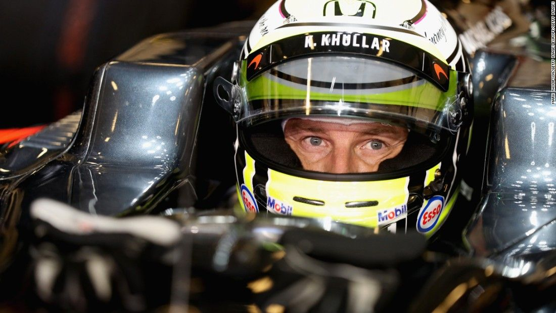 F1 stars join campaign for stricken teen racer