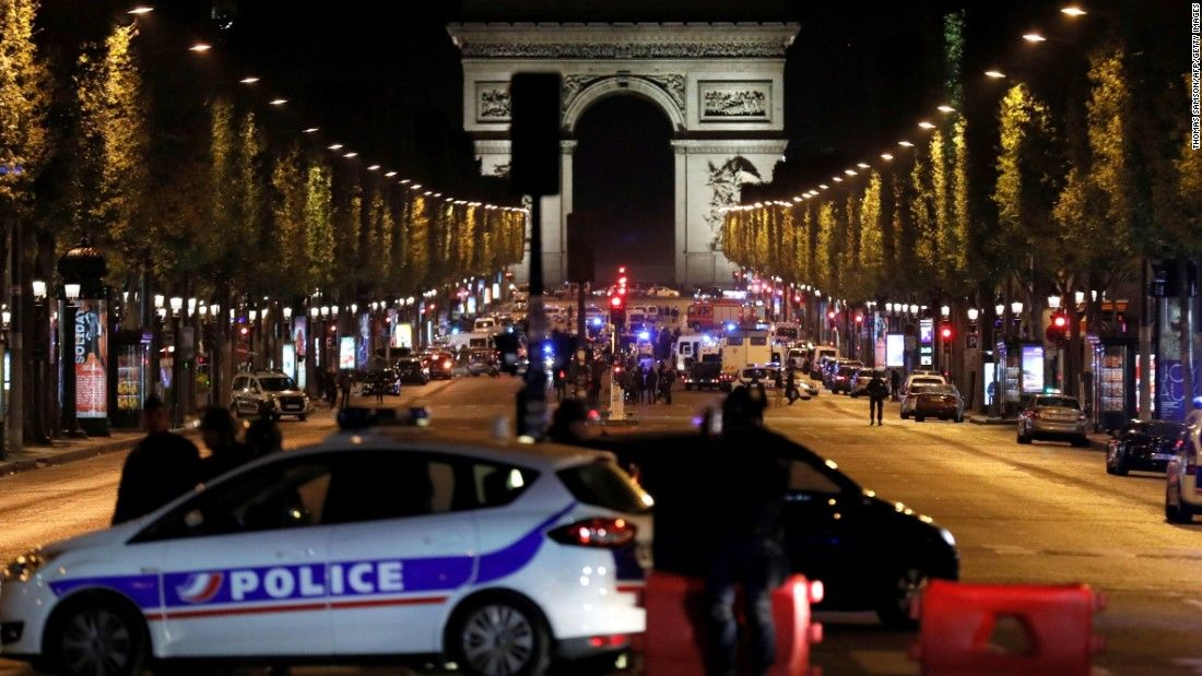 Paris attack eyewitness: 'I hid in a corner'