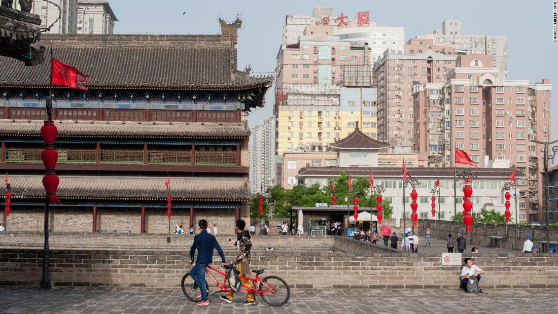 In ancient city of Xi'an, China hopes to restart the Silk Road - CNN