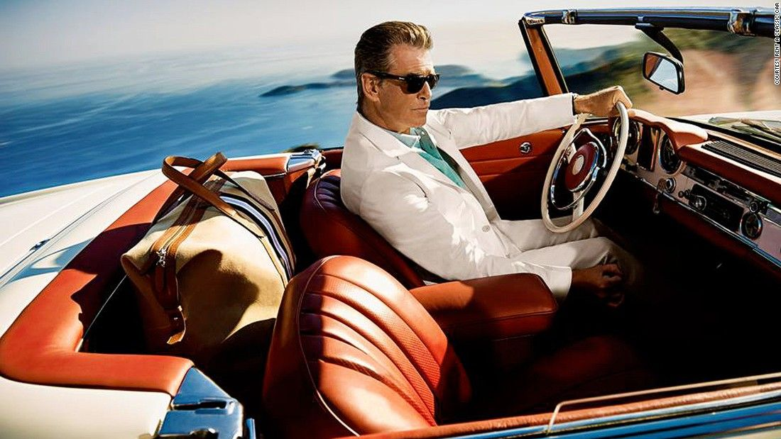 How to drive like the rich and famous