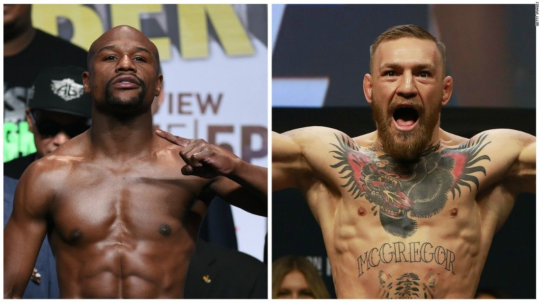 Mayweather vs. McGregor: UFC boss 'pretty confident' of getting it done