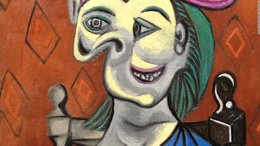 Picasso stolen by Nazis sells for $45M