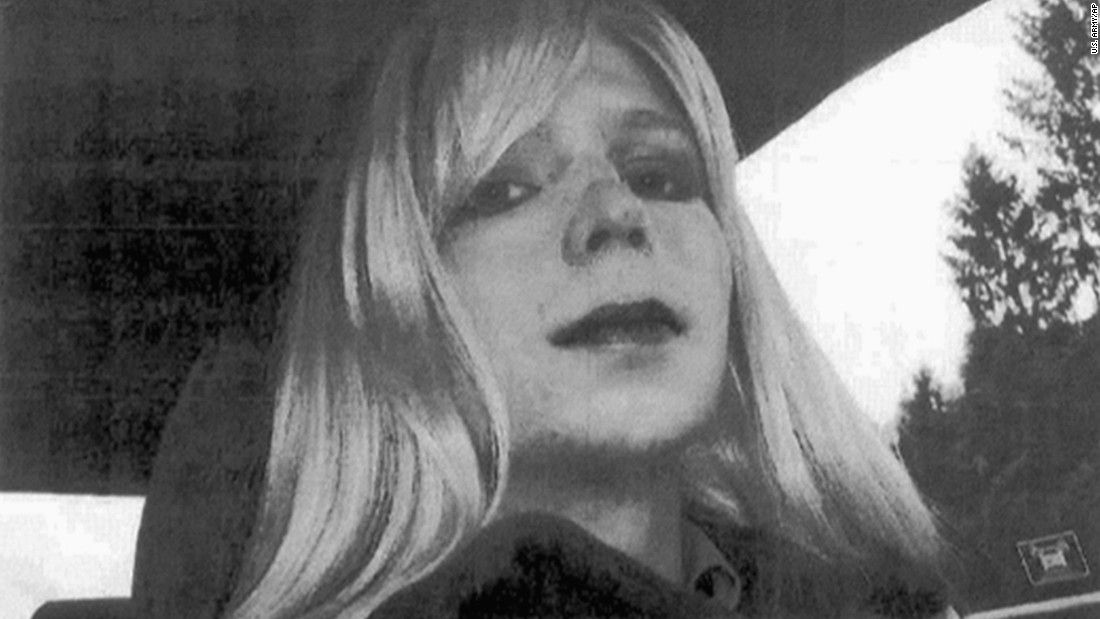 Out of prison, Chelsea Manning looks to explore life as a woman