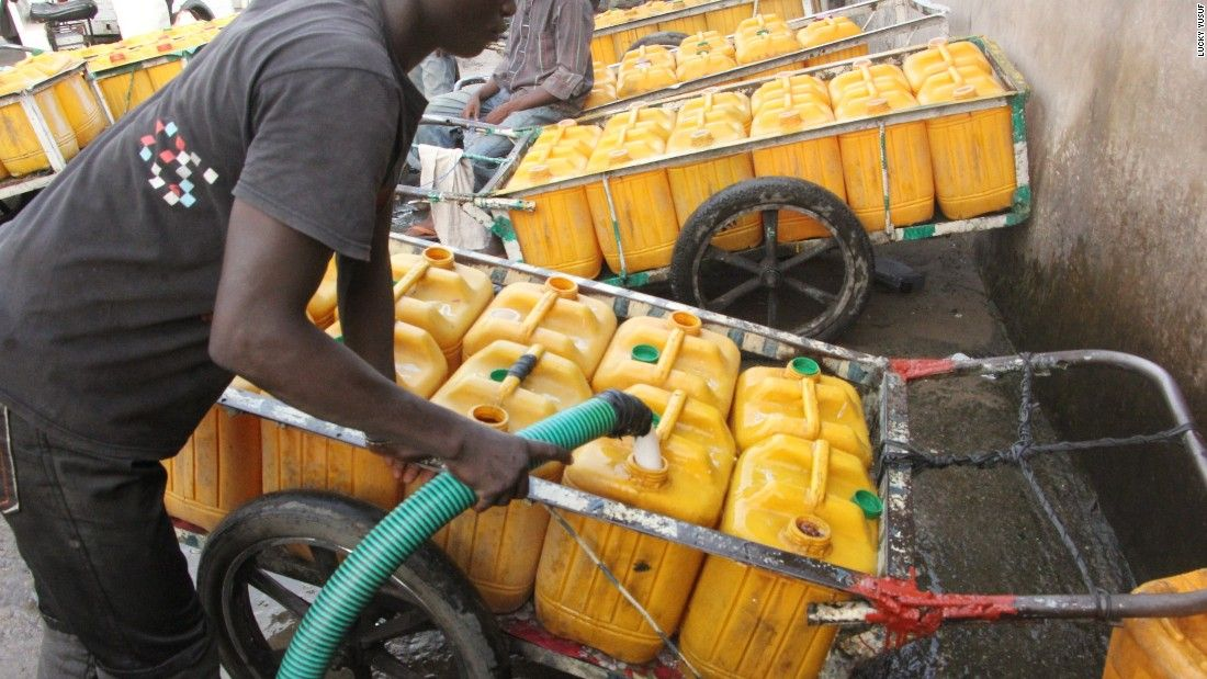 Why Lagos must face up to its water crisis